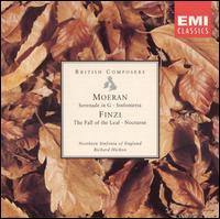 Moeran, Finzi: Orchestral Music - Royal Northern Sinfonia; Richard Hickox (conductor)