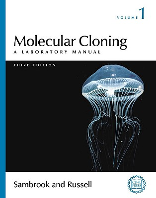Molecular Cloning: A Laboratory Manual (3-Volume Set) - Sambrook, Joseph, and Russell, David W.
