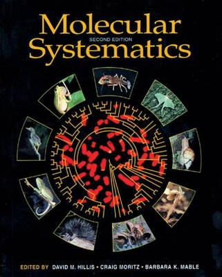 Molecular Systematics - Hillis, and Mable, Barbara K, and Hillis, David M (Editor)