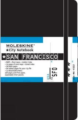 Moleskine City Notebook San Francisco - Moleskine (Creator)