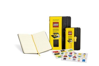 Moleskine Lego Yellow Brick Pocket Ruled Notebook - Moleskine (Creator)
