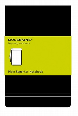 Moleskine Plain Reporter Notebook - Moleskine