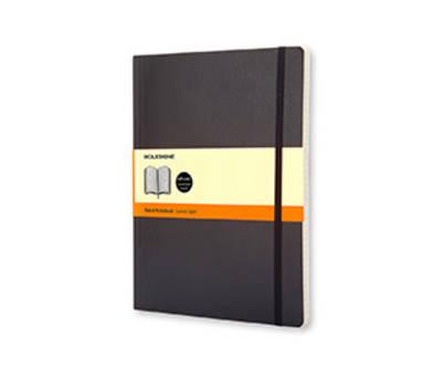 Moleskine Ruled Notebook Soft Cover Xlarge - Moleskine
