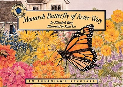 Monarch Butterfly at Aster Way - Ring, Elizabeth