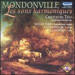 Mondonville: Les sons harmoniques