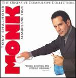 Monk: The Obsessive Compulsive Collection - Seasons One-Four [16 Discs]