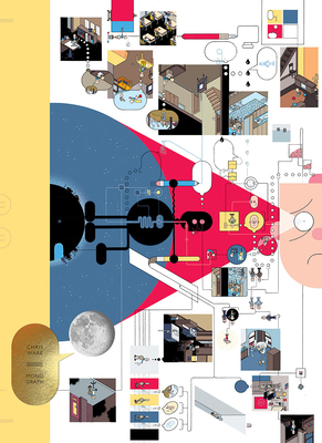 Monograph by Chris Ware - Ware, Chris, and Glass, Ira (Preface by), and Mouly, Francoise (Introduction by)