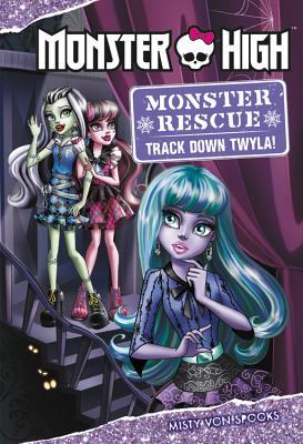 Monster High: Monster Rescue: Track Down Twyla! - Von Spooks, Misty