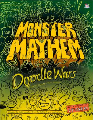 Monster Mayhem - Graham, Oakley