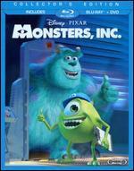 Monsters, Inc. [3 Discs] [Blu-ray/DVD]