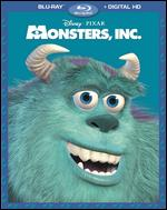 Monsters, Inc. [Blu-ray] [2 Discs] - David Silverman; Lee Unkrich; Pete Docter