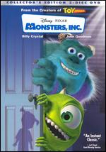 Monsters, Inc. [Collector's Edition] [2 Discs] - David Silverman; Lee Unkrich; Pete Docter