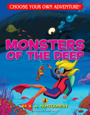 Monsters of the Deep - Montgomery, R A