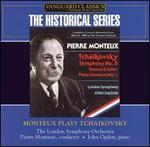 Monteux Plays Tchaikovsky