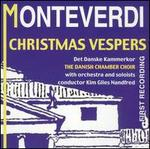 Monteverdi: Christmas Vespers - Agnete Tönshoff (violin); Andreas Orlowitz (violin); Else Torp (soprano); Katja Nielsen (cembalo); Kirsten Grove (alto);...