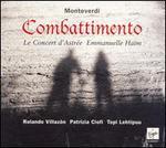 Monteverdi: Combattimento [Includes DVD]