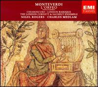 Monteverdi: L'Orfeo - Catherine Denley (vocals); David Thomas (vocals); Emma Kirkby (vocals); Geoffrey Shae (vocals); Guillemette Laurens (vocals);...