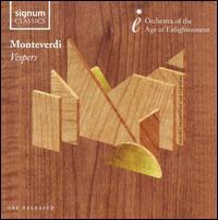 Monteverdi: Vespers - Alex Ashworth (baritone); Alison Bury (violin); David Clegg (counter tenor); Eamonn Dougan (cantor);...