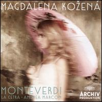 Monteverdi - Andrea Marcon (harpsichord); Anna Prohaska (soprano); David Feldman (counter tenor); Jakob Pilgram (tenor);...