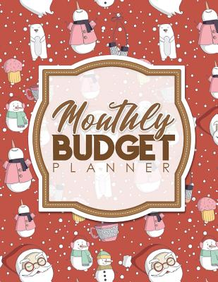 Monthly Budget Planner: Bill Organizer Notebook, Home Accounting Book, Budget Book And Planner, Monthly Bill Schedule - Publishing, Rogue Plus