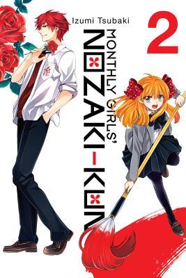 Monthly Girls' Nozaki-Kun, Vol. 2 - Tsubaki, Izumi