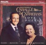 Montserrat Cabell? & Jos? Carreras: Love Duets