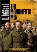 Monuments Men [Includes Digital Copy] - George Clooney