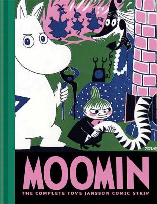 Moomin: Volume 2: The Complete Tove Jansson Comic Strip - Jansson, Tove
