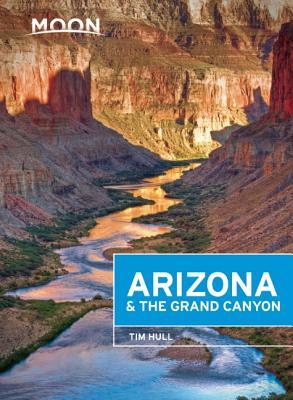 Moon Arizona & the Grand Canyon - Hull, Tim