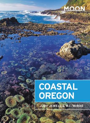 Moon Coastal Oregon - Jewell, Judy, and McRae, W C