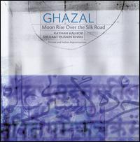 Moon Rise Over the Silk Road - Ghazal