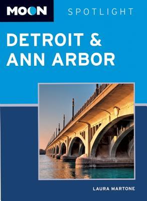 Moon Spotlight Detroit & Ann Arbor - Martone, Laura