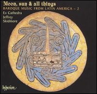 Moon, Sun & All Things - Alice Gribbin (soprano); Christopher Watson (tenor); Eamonn Dougan (bass); Elizabeth Cragg (soprano);...