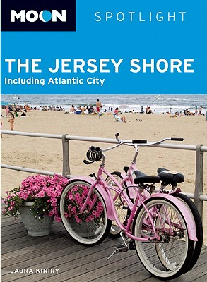 Moon the Jersey Shore: Including Atlantic City - Kiniry, Laura