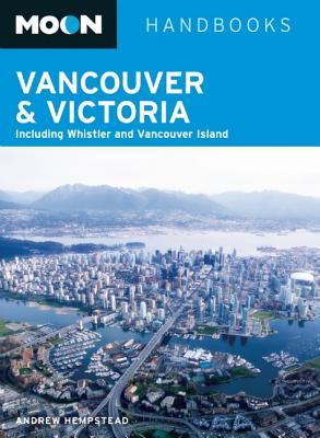 Moon Vancouver & Victoria - Hempstead, Andrew