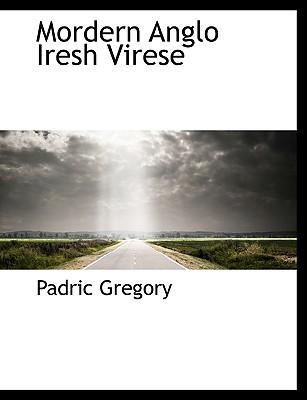 Mordern Anglo Iresh Virese - Gregory, Padric