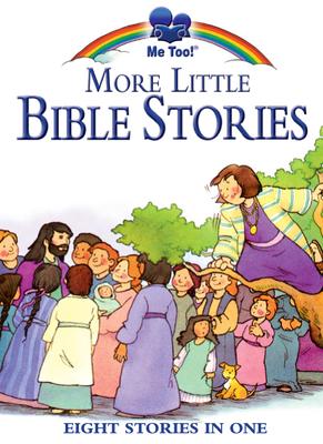 More Little Bible Stories - McFetridge Britt, Stephanie