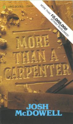 More Than a Carpenter - McDowell, Josh