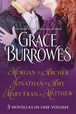 Morgan and Archer / Jonathan and Amy / Mary Fran and Matthew - Burrowes, Grace