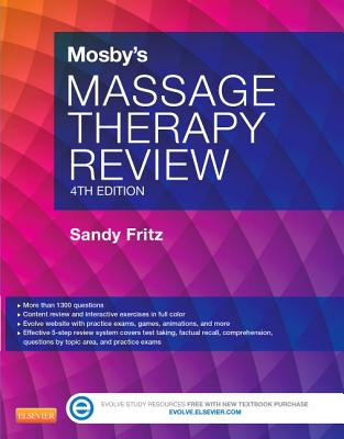 Mosby's Massage Therapy Review - Fritz, Sandy, Bs, MS
