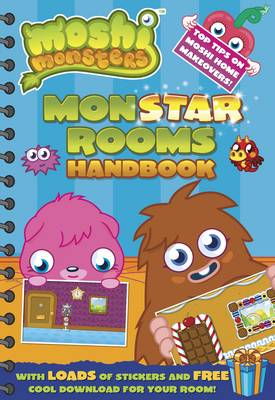 Moshi Monsters MonSTAR Rooms Handbook -