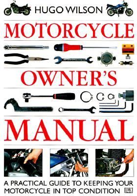 Motorcycle Owner's Manual - Wilson, Hugo