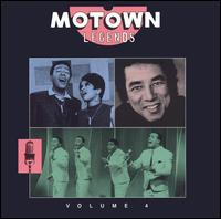 Motown Legends, Vol. 4 - Various Artists
