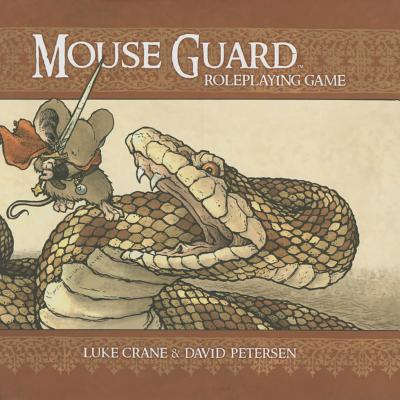 Mouse Guard Roleplaying Game - Petersen, David, and Crane, Luke