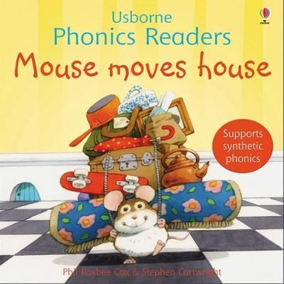 Mouse Moves House - Cox, Phil Roxbee