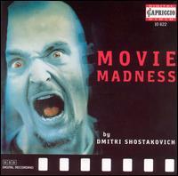 Movie Madness by Dimitri Shostakovich - Elena Zaremba (mezzo-soprano); Swetlana Katchur (soprano); Vladimir Kazatchouk (tenor);...