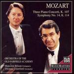 Mozart: 3 Piano Concerti; Symphony No. 14
