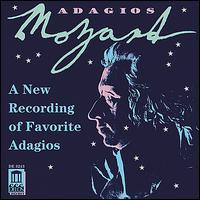 Mozart Adagios - Allan Vogel (oboe); Carol Rosenberger (piano); Corey Cerovsek (violin); Moscow Chamber Orchestra;...