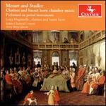 Mozart and Stadler: Clarinet and basset horn chamber music