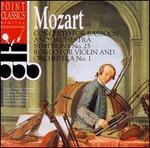 Mozart: Bassoon Concerto; Symphony No. 25; Rondo for Violin & Orchestra No. 1